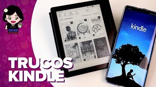 TRUCOS para KINDLE | ChicaGeek