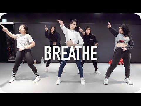Breathe - Jax Jones / Beginner's Class