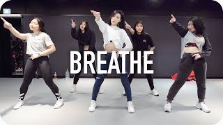 Breathe - Jax Jones  Beginner's Class