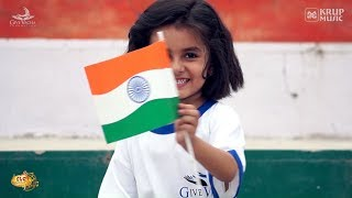 Jana Gana Mana Kids Song I National Anthem I Vacha Thacker I Krup Music
