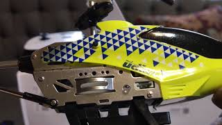 Cheerwing/Udi r/c Metal Scout WiFi Fpv Helicopter - Unboxing & Review