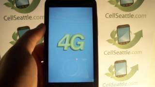 Factory Reset Sprint HTC Evo 4G.MOV