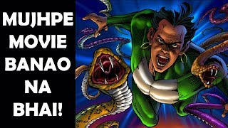 5 Famous Indian Comic Book Super Heroes That Deserve A Solo