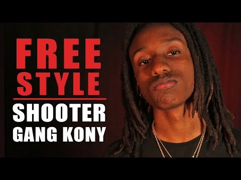 Shootergang Kony X Yhung T O New Plates Music Video