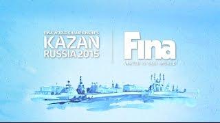 Живая вода. Официальный фильм о XVI Чемпионате мира ФИНА по водным видам спорта 2015 года в г.Казани