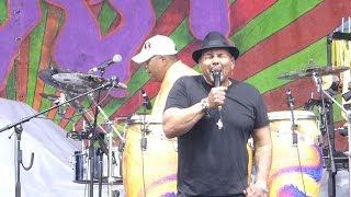 Aaron Neville - Don't Worry About A Thing at 2016 NO Jazz Fest