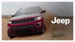 YouTube Video 2btxt_p8lsE for Product Jeep Compass Compact Crossover (MY 2021) by Company Jeep in Industry Cars