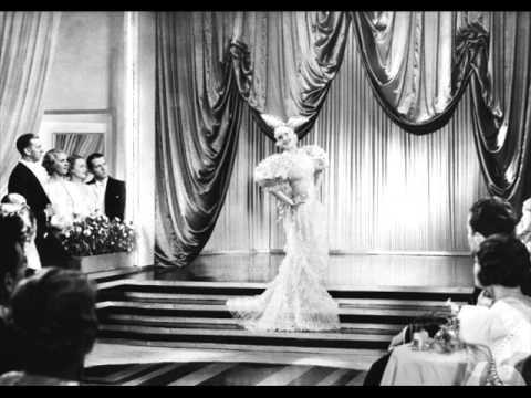 """T. Mankiewiczówna, A. Żabczyński - Tak dziwnie mi, tak cudnie mi (""""Pani minister tańczy"""" 1937)"""