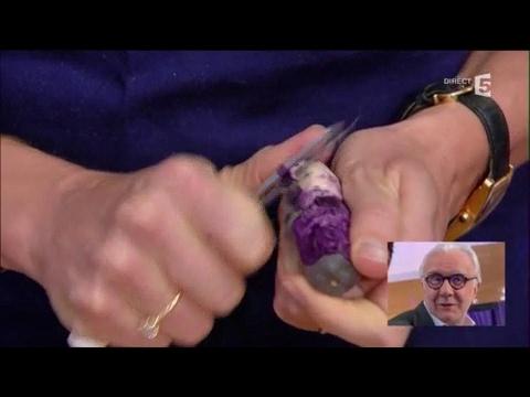 Alain Ducasse, chef du monde : C à vous - 22/03/2017