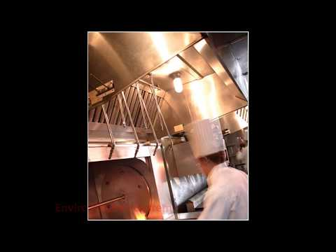 Enviro Kitchen Suppression System - M