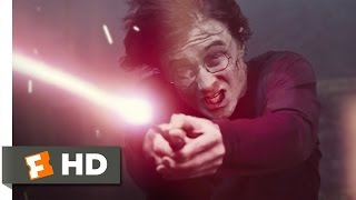 Harry Potter And The Goblet Of Fire - Harry Battles Voldemort