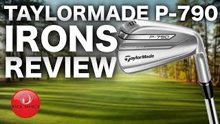 NEW TAYLORMADE P-790 IRONS REVIEWED