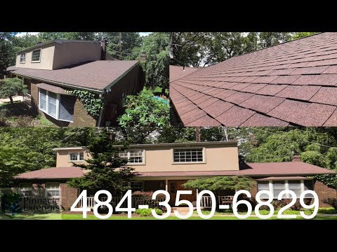 Greg Gets A New Roof In Coopersburg, Pennsylvania
