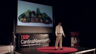 Environmental Benefits of Veganism | Christian Hextrum | TEDxCardinalNewmanHS