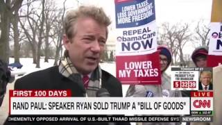 Paul Ryan is Selling Donald Trump a Bill of Goods | Rand Paul