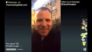 TAS Private Label - Pre-Party TAS Breakthrough - (Periscope #131 Replay)