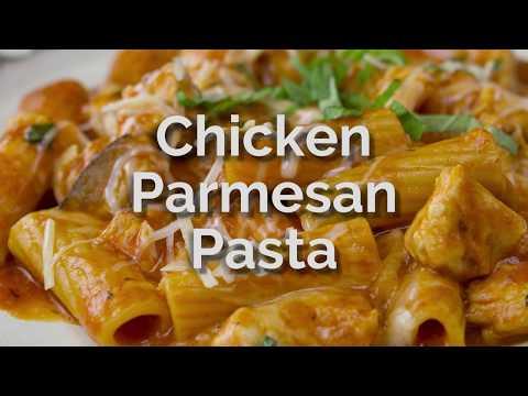 Chicken Parmesan Pasta ♨️ Saladmaster Sizzler