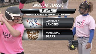 GameDay Classic: 2017 Play for the Cure Softball