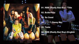 Red Velvet ( 레드벨벳 )   RBB ( Really Bad Boy ) [ FULL ALBUM ]