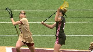 Lacrosse: Louisville Highlights (April 20, 2019)