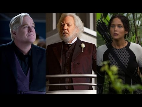 Top 10 Hunger Games Characters