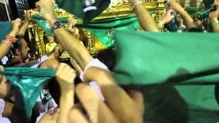 preview picture of video 'Despedida al santo, San Lorenzo 2013 Huesca (4/4)'
