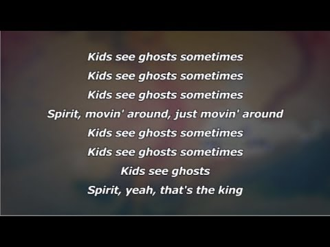 Kids See Ghosts - Kids See Ghost (Lyrics)
