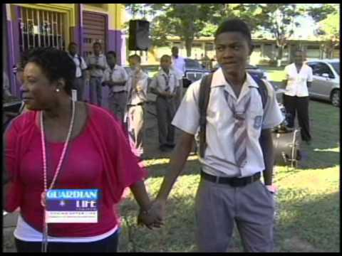 CVM TV - Inspire Jamaica - December 16, 2012