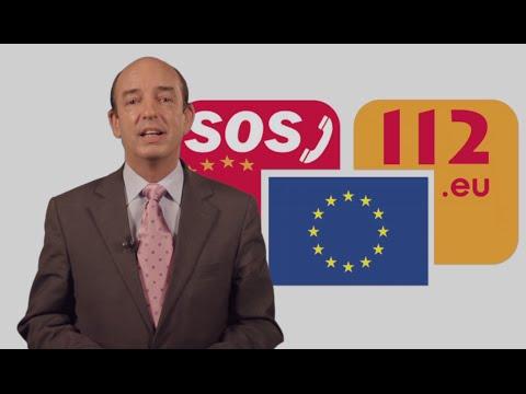 Minuto Europeu nº 17 - 112, Número de Emergência Europeu