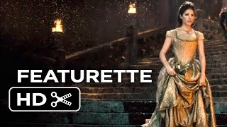 Into the Woods Featurette - Steps of the Palace (2014) - Anna Kendrick, Chris Pine Musical HD