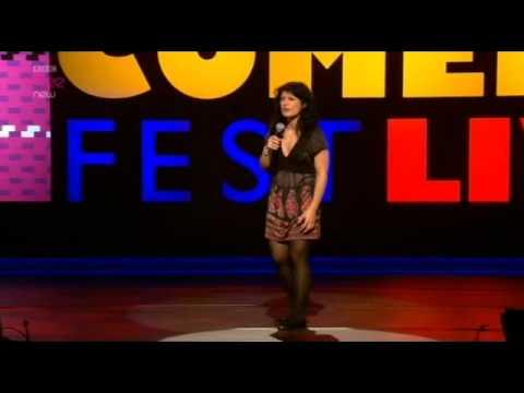Shappi Khorsandi - Edinburgh Comedy Fest 2011