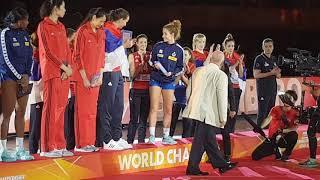 Mondiale femminile 2018: Monica De Gennaro e Ofelia Malinov migliore libero e migliore alzatrice