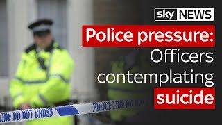 Police pressure: Detective warns officers are contemplating suicide