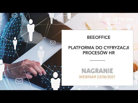 BeeOffice – platforma do cyfryzacji procesów HR