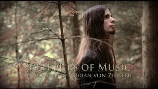10 Hours of Music by Adrian von Ziegler