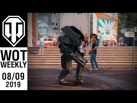 World of Tanks Weekly #128: It's a Festivus for the rest of us