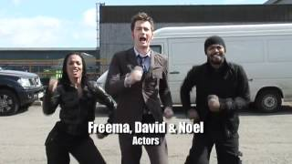 Doctor Who - Entire Cast & Crew 500 Miles Special