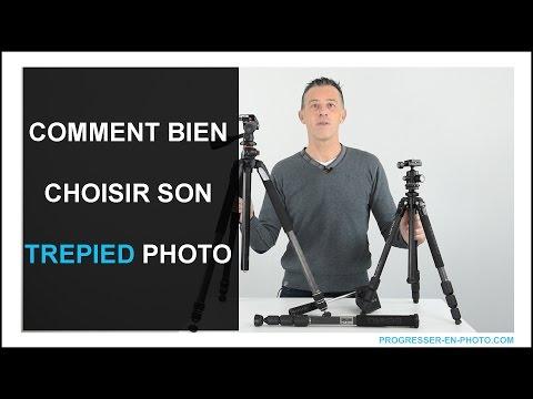 Choisir son trépied / Pourquoi un trépied photo - Conseils matériel photo