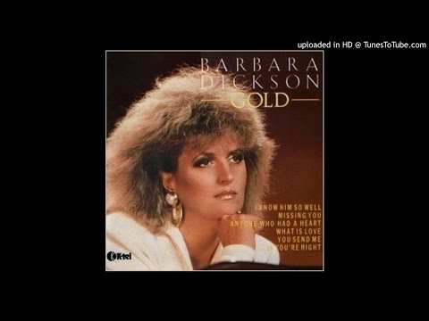 Barbara Dickson - Missing You (Studio Version)