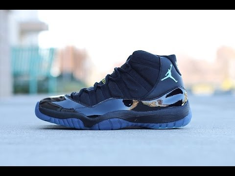 "Air Jordan XI 11 Retro ""Gamma"" (on Feet) Mp3"