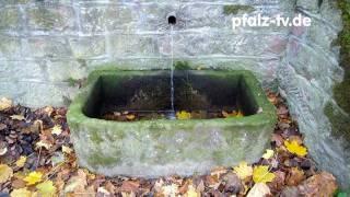 preview picture of video 'Quellen und Brunnen in der Pfalz - Das Brünnle bei Rheinzabern  - Die Quelle als Ruhe und Kraftort'