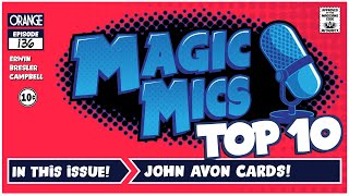 TOP TEN - John Avon Cards!