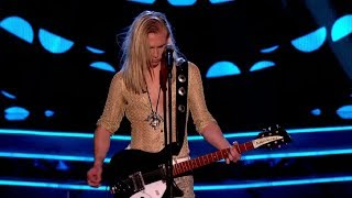 The Voice UK 2014 Blind Auditions Jamie Lovatt