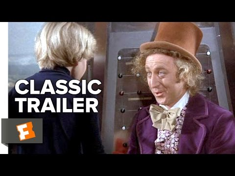 Willy Wonka & the Chocolate Factory Movie Trailer