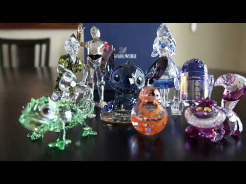 Disney Crystal Swarovski collection