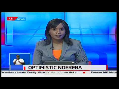 Optimistic two-time World marathon champion-Catherine Ndereba for a seat as NOC members