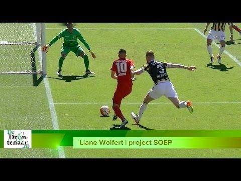 VIDEO | Liane Wolfert hoefde Hakim Ziyech niet om te praten