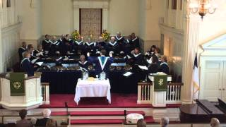 """Prayer of St. Francis"" Clausen Oct 4, 2015 Chancel Choir"