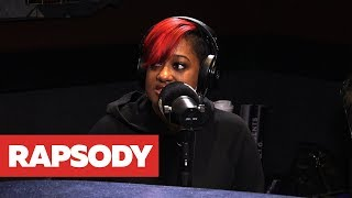 Ebro In The Morning - Rapsody On State Of Female MC's, Being Nominated & The Grammy's #MeToo Moment