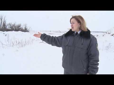 В Ростовской области Управлением Россельхознадзора зафиксирован факт захламления земель сельскохозяйственного назначения отходами